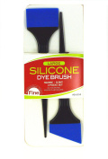 Magic Collection Large Silicone Dye Brush Blue Square and Slant Tip SAL004