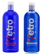 Retro Hair Daily Shampoo & Conditioner Litre Duo - 1000ml Each