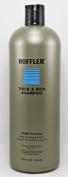 roffler thick & rich shampoo 33.8 fl