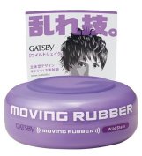 Gatsby Moving Rubber Wild Shake 80g80ml