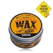 Dashu Classic Wonder Styling Matt Hair Wax for Damaged Hair 100g(100ml)+latex Glove