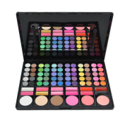 KRABICE Eyeshadow Palette,Bold and Bright Collection, Vivid,Eyeshadow Eye Shadow Palette Makeup Kit Set(78 Eyeshadow Palette) - Pattern 3