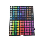 KRABICE Eyeshadow Palette,Bold and Bright Collection, Vivid,Eyeshadow Eye Shadow Palette Makeup Kit Set(120 Eyeshadow Palette) - Pattern 5