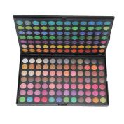 KRABICE Eyeshadow Palette,Bold and Bright Collection, Vivid,Eyeshadow Eye Shadow Palette Makeup Kit Set(168 Eyeshadow Palette) - Pattern 2