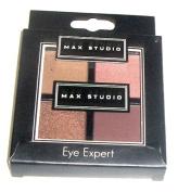 Max Studio Eye Expert Eyeshadow Quad - Sunset