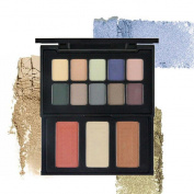 Fheaven 13 colours Eyeshadow Blush Loose Powder Mineral Shimmer Metallic Glitter Powder