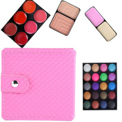 Fheaven Cosmetics Eyeshadow Palette, Bold and Bright Collection, 32 Vivid Colour