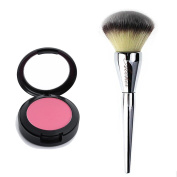 Blush Powder Brush , Aooher Professional Makeup Brushes Silver Metal Foundation Brushes Concealer Make Up Tools Brand Makeup