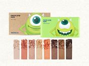 The Face Shop Disney Collaboration Mono pop eyes (Eye Shadow Palette)