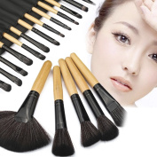 32 pcs Professional Soft Makeup Brush Set Tools Pro Cosmetic Eyebrow Shadow Kit
