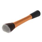 Pro Cosmetic Makeup Tool Contour Face Foundation Blush Powder Flat Liquid Brush