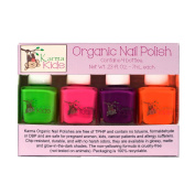Karma Kids Box Set No. 2 - Nail Polish; Non-Toxic, Vegan and Cruelty-Free