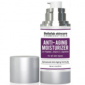 BEST Anti Ageing Mosturizer Cream. All in One with Tetrapeptides ,Vitamin C and Argireline. Best Anti Ageing Cream, Best Anti-Wrinkle Cream, Instant-Lift Solution. Diminish Fine Lines & Wrinkles. 30ml