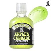 [16BRAND] Sixteen Vegitox Cleanser 155ml - Fresh & Mild Facial Scrub Foaming Cleanser