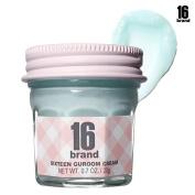 [16BRAND] Sixteen Guroom Mint Cream 20g - Intensive Moisturising Cream