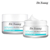 [Dr. Young] Anti Dryness Care Ultra Moist Solution Cream 50ml - Hydrated Nourishing Cream