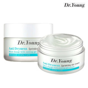 [Dr. Young] Anti Dryness Care Sprinkling Gel Cream 50ml - Long Lasting Moisturising & Soothing Cream