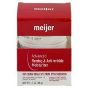 Meijer Advanced Firming & Anti-Wrinkle Moisturiser, 50ml