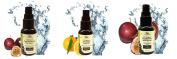 Simply Radiant Beauty Age Reversing, Intense Plumping Trio Set- Vitamin C Serum, Age Reversing Eye Serum, Hyaluronic Acid Serum
