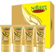 Nature's Essence Gold Facial Kit - Medium Pack(170 g + Free 42.5 g Extra) 212.5 g