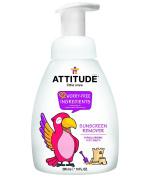 Attitude Sunscreen Remover - Tutti Frutti, 80ml