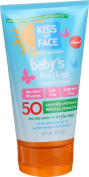 Kiss my Face Baby's First Kiss SPF50 Lotion 120ml