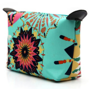 Mosunx(TM) Travel Make Up Cosmetic Pouch Bag Clutch Handbag Casual Purse