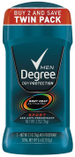 Degree Sport Anti-perspirant for Men 24 Hour Protection 2 - 80ml Count