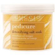 Cuccio Salt Soak, Milk and Honey, 860ml