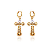 Fashion Jewellery Earrings for Women,Single Stone Earring Designs