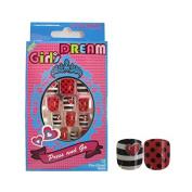 Vivace Kiss able Artificial false nails Junior Girl's Dream Fake Nails 11434