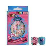 Vivace Kiss able Artificial false nails Junior Girl's Dream Fake Nails 11433