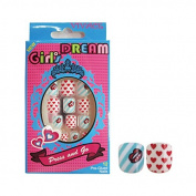 Vivace Kiss able Artificial false nails Junior Girl's Dream Fake Nails 11431