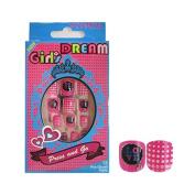 Vivace Kiss able Artificial false nails Junior Girl's Dream Fake Nails 11430