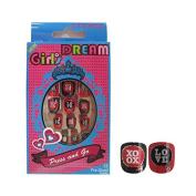 Vivace Kiss able Artificial false nails Junior Girl's Dream Fake Nails 11428