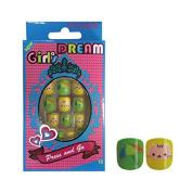 Vivace Kiss able Artificial false nails Junior Girl's Dream Fake Nails 11421