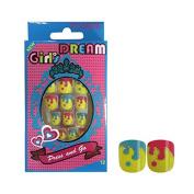 Vivace Kiss able Artificial false nails Junior Girl's Dream Fake Nails 11419