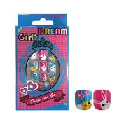 Vivace Kiss able Artificial false nails Junior Girl's Dream Fake Nails 11416
