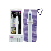 JT Cosmetics Battery Operated Nail Buffer Set - 5 Pack