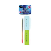JT Cosmetics Nail Buffer with Cuticle Stick - 24 Pack