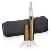 Violife Slim Uno Nail Manicure Kit, Bronze Shimmer, 45ml