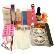 Coscelia UV Gels Nail Art Decorations DIY Nail Manicure Pedicure Sets Tools