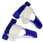 2pcs Hallux Valgus Orthotics Bunion Corrector Toe Spacers Separators