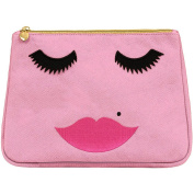 Lovely Lashes Pink Toiletry Bag by Emma Lomax London
