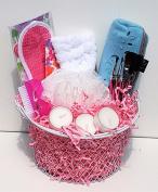 Spa Gift Set ~ Pink & Blue