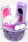 Spa Gift Set ~ Lavender & Pink