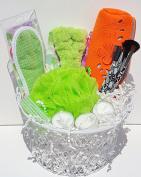 Spa Gift Set ~ Green