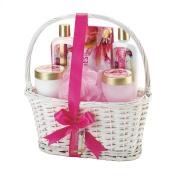 Poppy Field Spa Gift Set