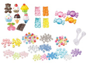 Girls beads collection Sweets Collection