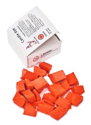 Candle wax Dye - 60ml for 20kg wax - Candle dye chips for candles making - Colour - Orange